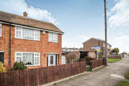 3 Bedrooms Semi Detached House for sale in Wheatfield Road, Luton, Bedfordshire, England