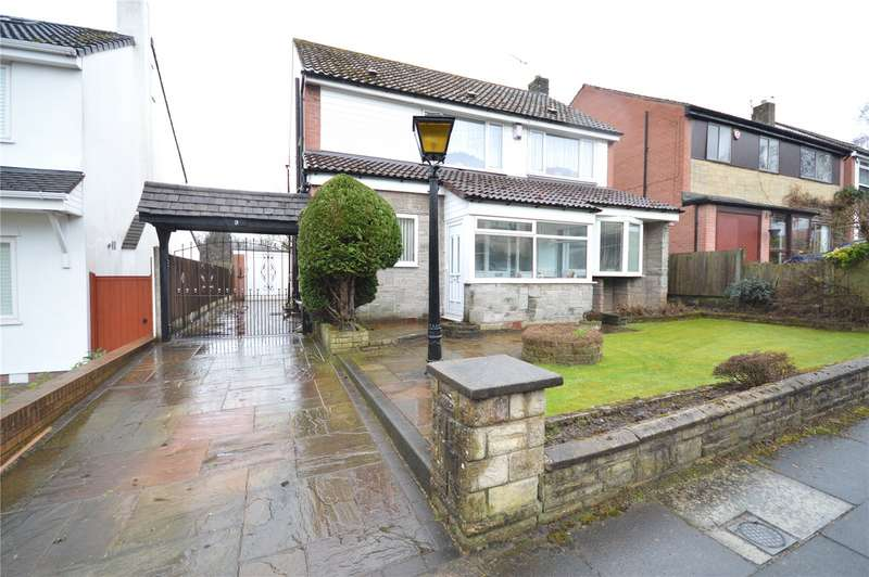3 Bedrooms Detached House for sale in Gateacre Rise, Gateacre, Liverpool, L25