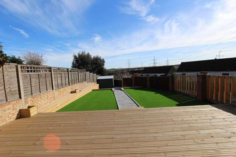 5 Bedrooms Semi Detached House for sale in Pepper Hill, Northfleet