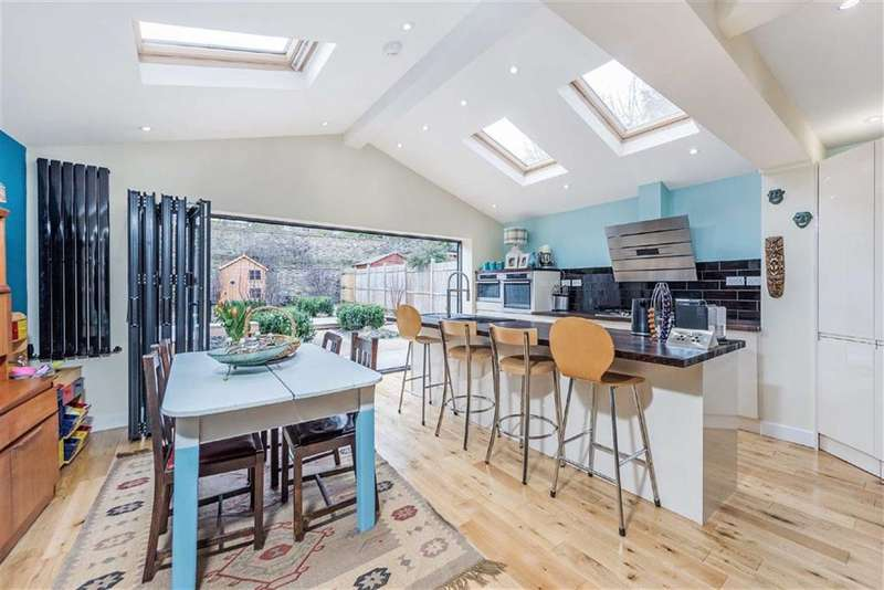 4 Bedrooms End Of Terrace House for sale in St Alphonsus Road, Abbeville Village, London, SW4