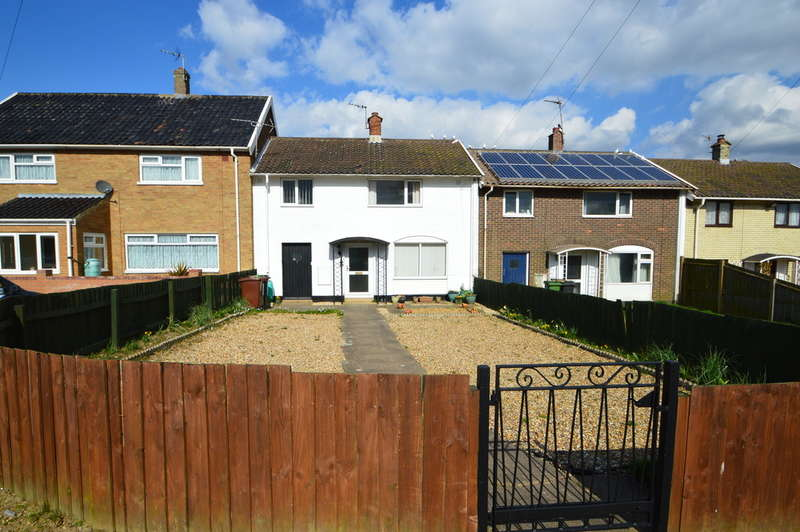 3 Bedrooms Terraced House for sale in The Boltons, Hales