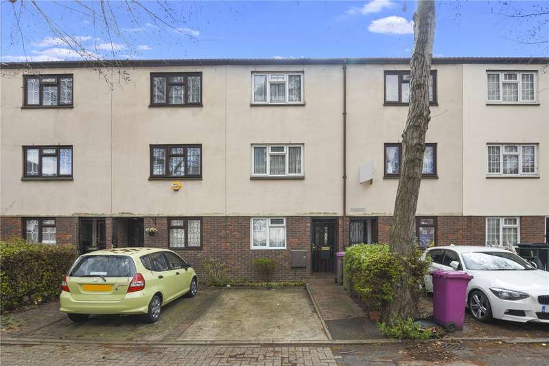 4 Bedrooms Terraced House for sale in Regal Close, London, E1
