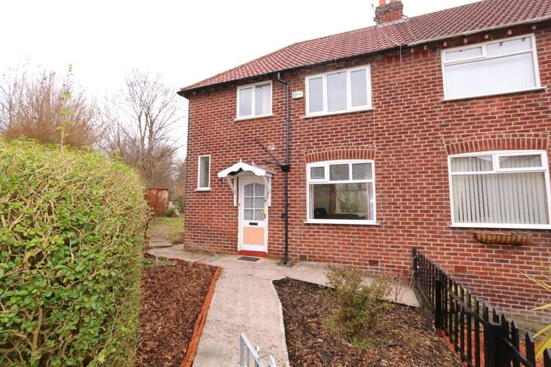3 Bedrooms Semi Detached House for sale in Dingle Avenue, Denton, Manchester, M34