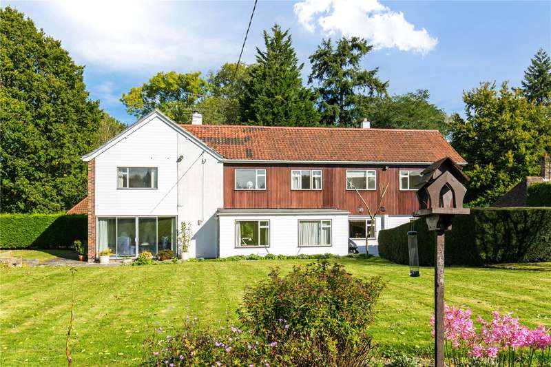 5 Bedrooms Detached House for sale in Coombe Lane, Off Cowfold Road, Bolney, West Sussex, RH17
