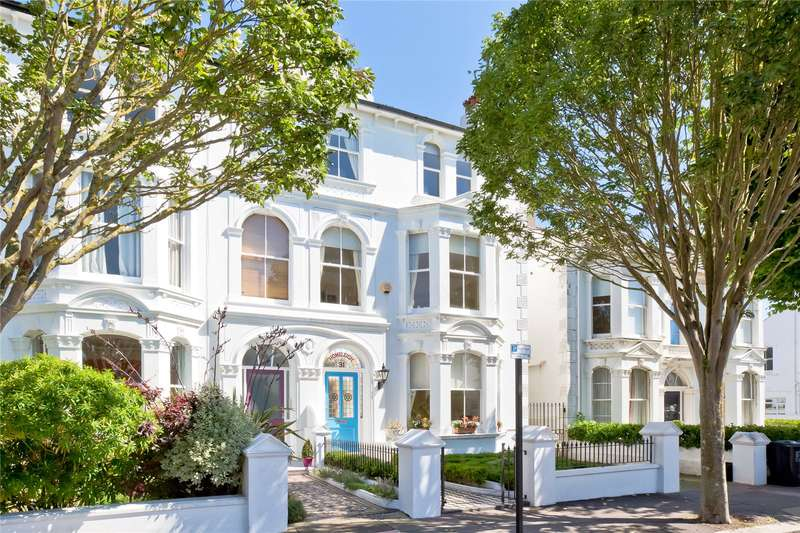 6 Bedrooms Semi Detached House for sale in Westbourne Villas, Hove, East Sussex, BN3