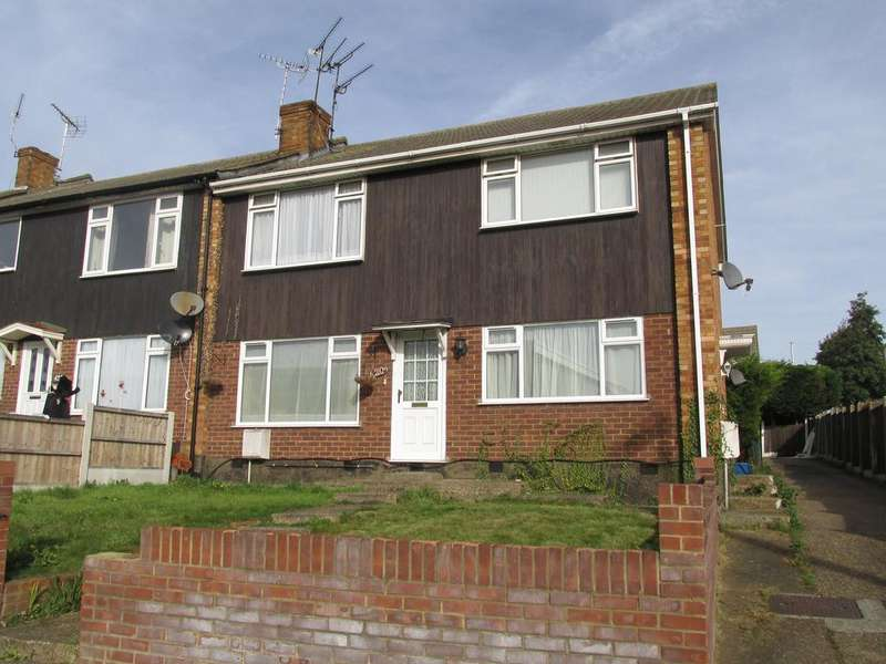2 Bedrooms Ground Flat for sale in Rayleigh Road, Eastwood, Essex SS9