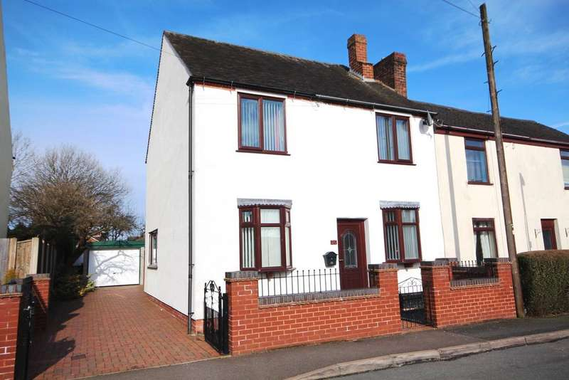 3 Bedrooms House for sale in Cross Street , Burntwood, Staffordshire
