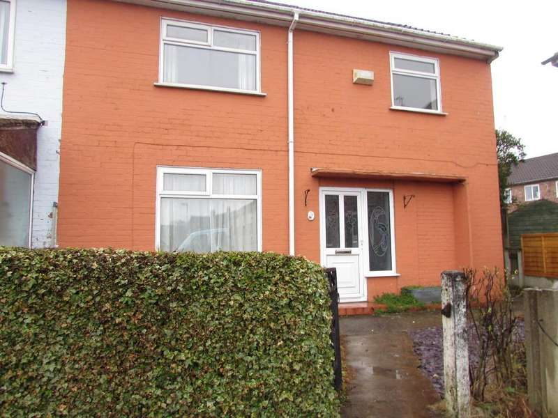 3 Bedrooms End Of Terrace House for sale in Robertscroft Close, Manchester, M22