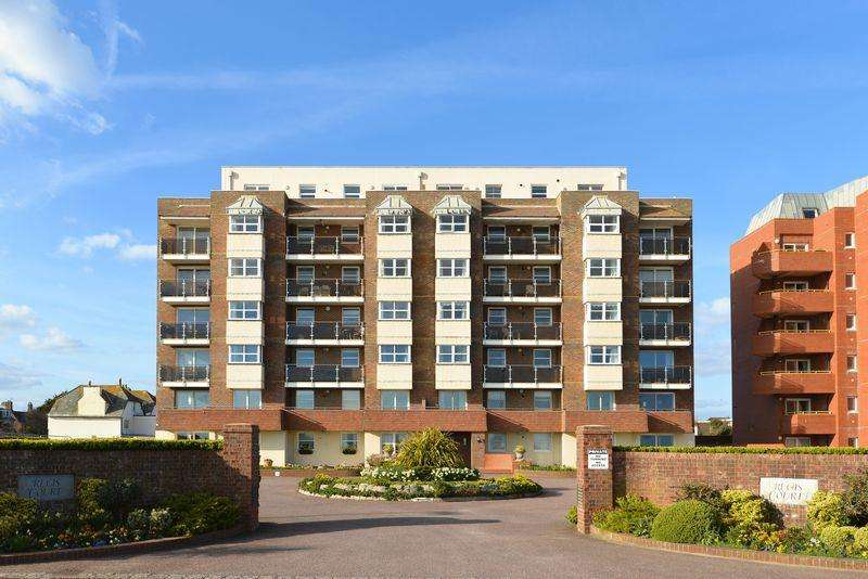 2 Bedrooms Apartment Flat for sale in West Parade, Worthing