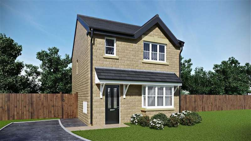 3 Bedrooms Detached House for sale in Sycamore Avenue, Burnley, Lancashire