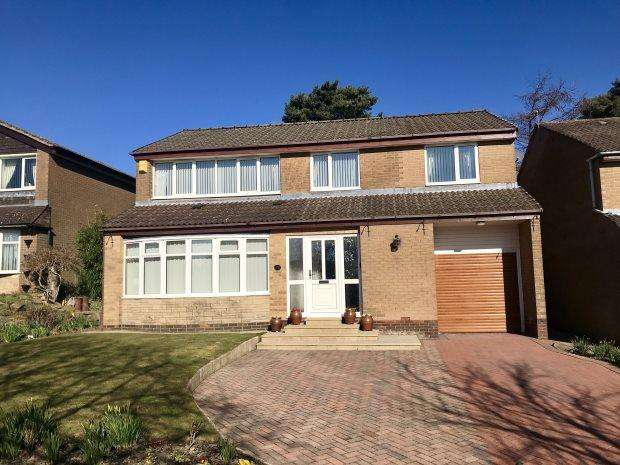 4 Bedrooms Detached House for sale in WHITWELL ACRES, HIGH SHINCLIFFE, DURHAM CITY