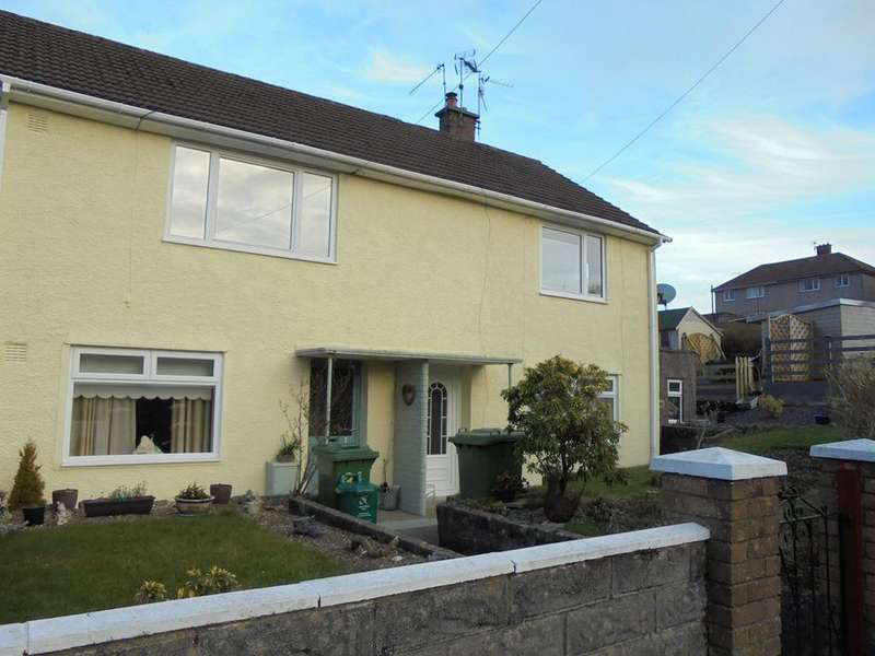 2 Bedrooms Flat for sale in Heol Illtyd, Llantrisant, Pontyclun, CF72