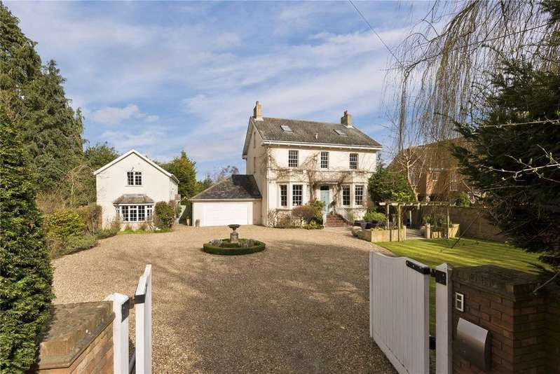 6 Bedrooms Detached House for sale in Church Road, Claygate, Esher, Surrey, KT10