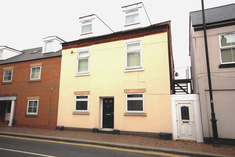 1 Bedroom House for sale in High Street, Burntwood,
