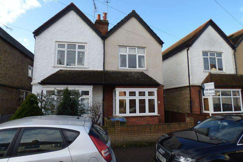 2 Bedrooms Semi Detached House for sale in Ditton Hill Road, Long Ditton