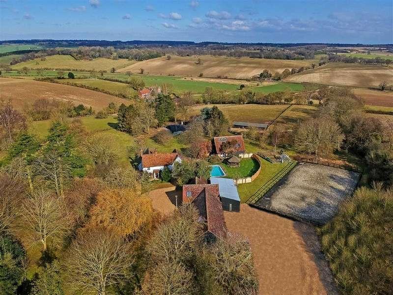 5 Bedrooms Detached House for sale in Bendish, Hertfordshire