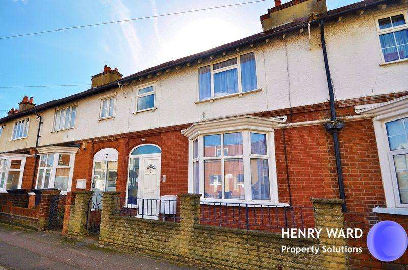 3 Bedrooms Terraced House for sale in Rue De St Lawrence, Waltham Abbey