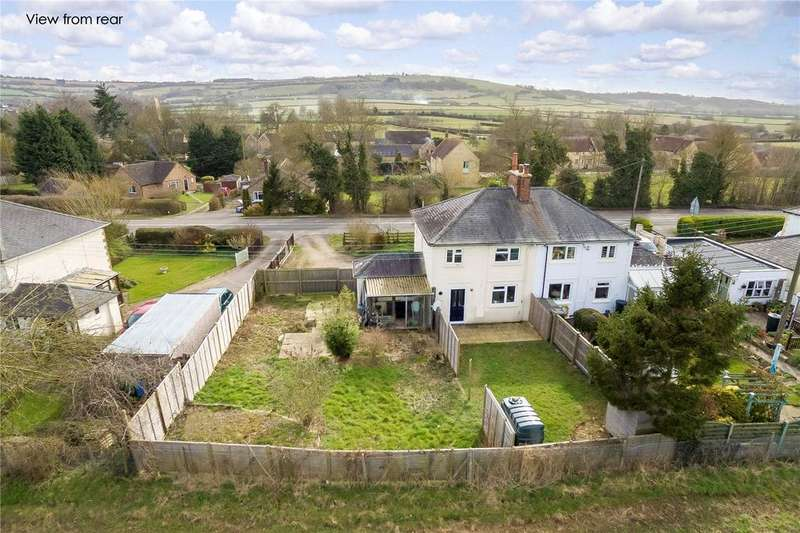 3 Bedrooms Semi Detached House for sale in Long Compton, Shipston-on-Stour, Warwickshire