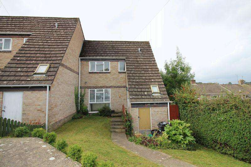 3 Bedrooms Semi Detached House for sale in Higher Mead, Ilminster