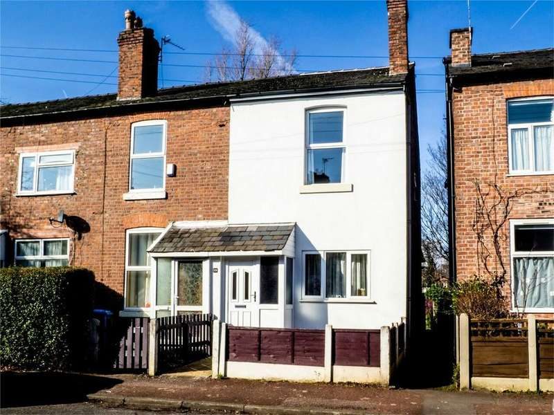 3 Bedrooms End Of Terrace House for sale in Kelsall Street, SALE, Cheshire