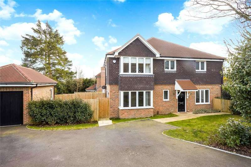 3 Bedrooms Semi Detached House for sale in Carlton Road, Reigate, Surrey, RH2