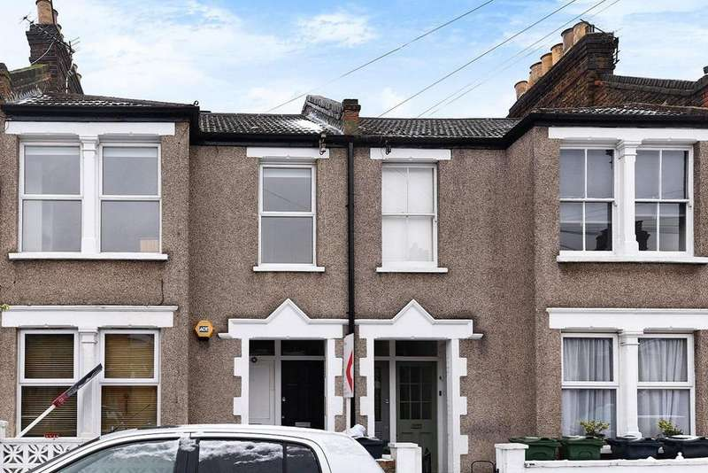 2 Bedrooms Flat for sale in Edgington Road, Streatham