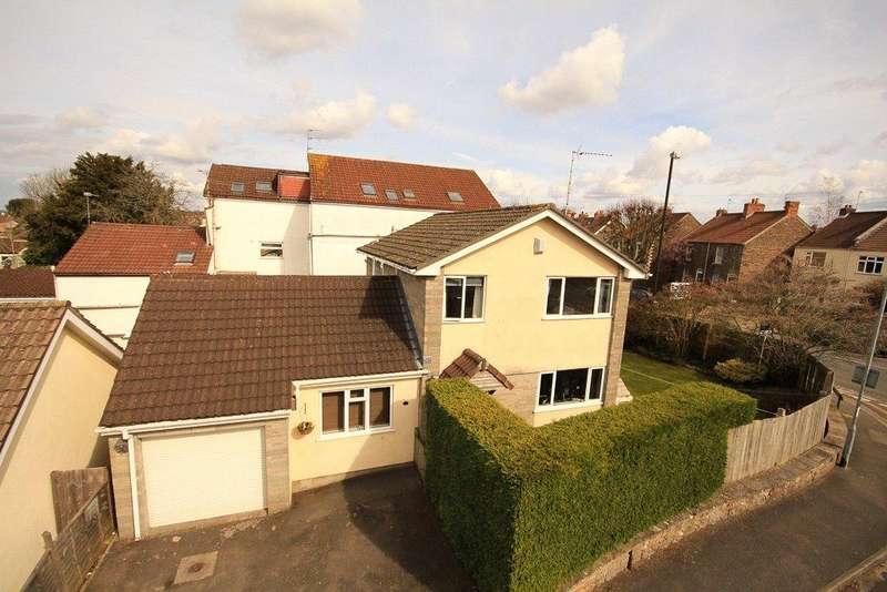 4 Bedrooms Detached House for sale in Pemberton Court, Fishponds, Bristol, BS16