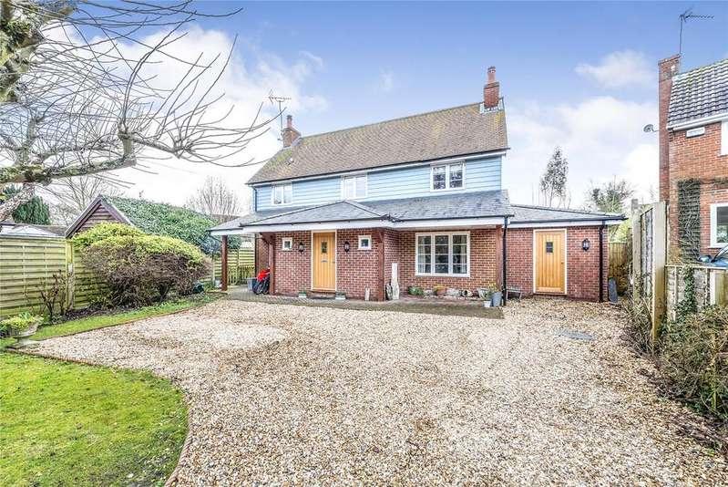4 Bedrooms Detached House for sale in Shute Lane, Iwerne Minster, Blandford Forum, Dorset