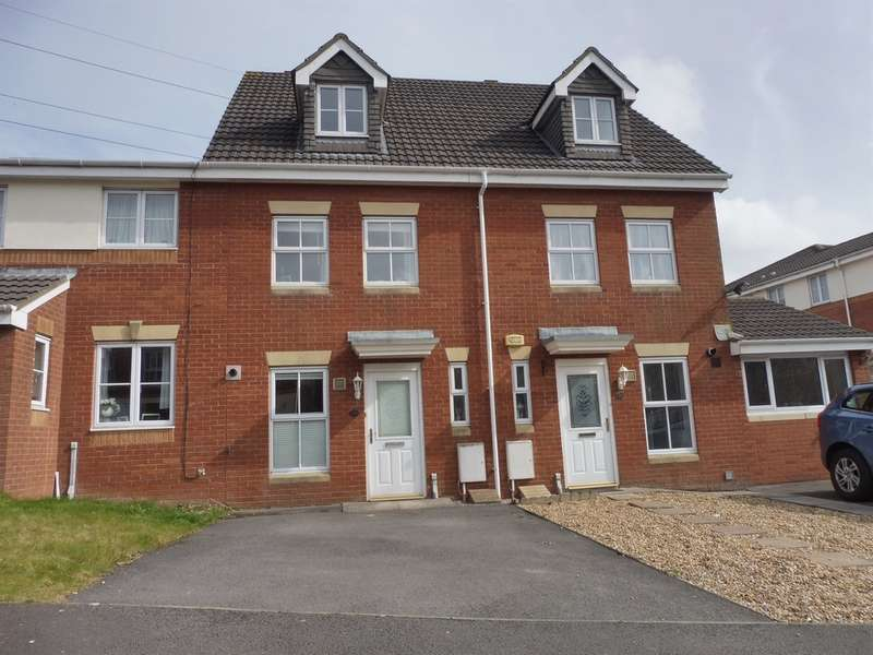 3 Bedrooms Town House for sale in Youghal Close, Pontprennau, Cardiff