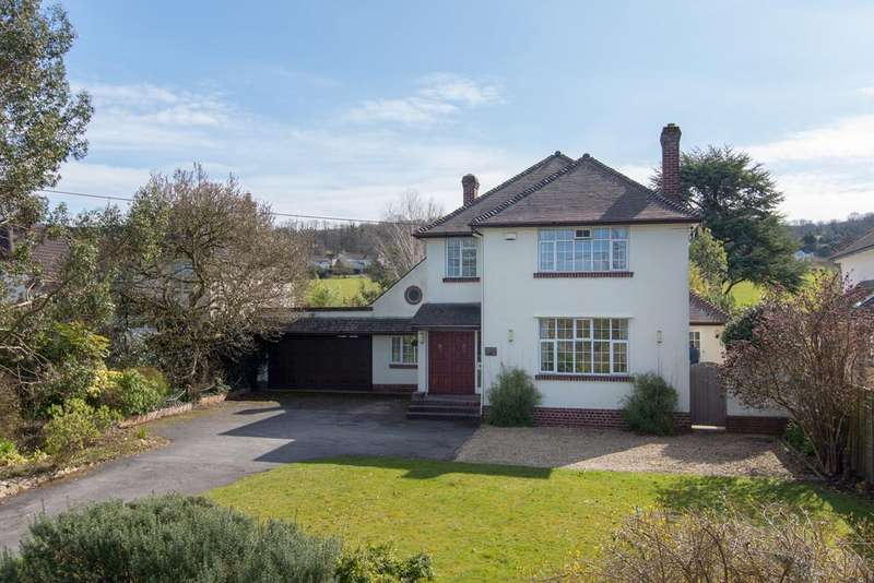 4 Bedrooms Detached House for sale in Superb detached home in Backwell
