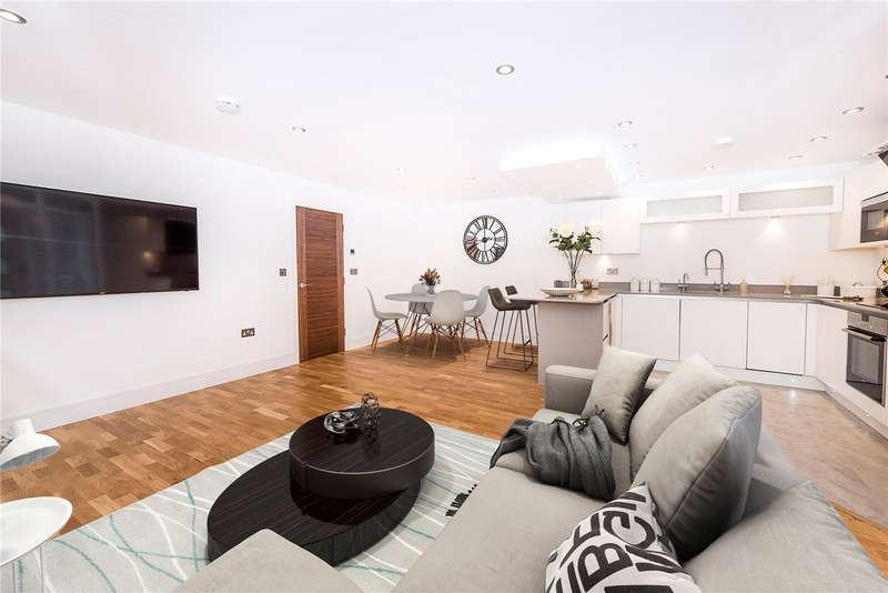 2 Bedrooms Maisonette Flat for sale in Old Auction House, 1, Guildford Street, Chertsey, Surrey, KT16