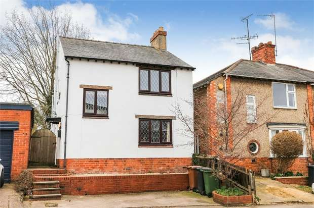 3 Bedrooms Detached House for sale in Croyland Road, Wellingborough, Northamptonshire