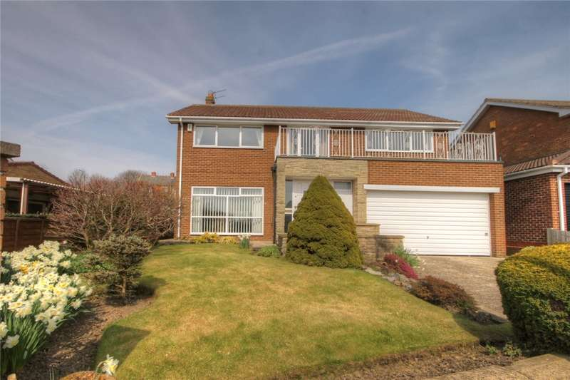 4 Bedrooms Detached House for sale in Redworth Grove, Bishop Auckland, County Durham, DL14