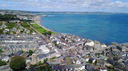 3 Bedrooms Town House for sale in Creeping Lane, Newlyn, Penzance