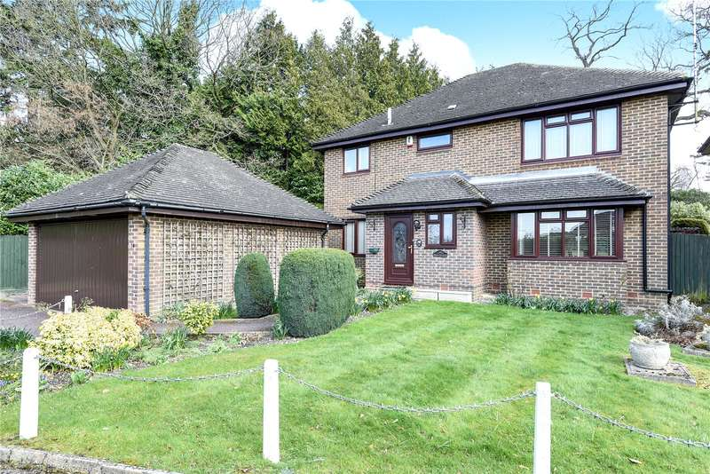 4 Bedrooms Detached House for sale in Mountview, Northwood, Middlesex, HA6