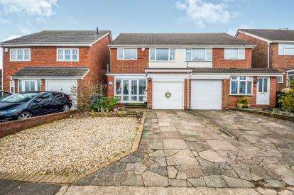 3 Bedrooms Semi Detached House for sale in Cranleigh Close, Aldridge, Walsall, West Midlands