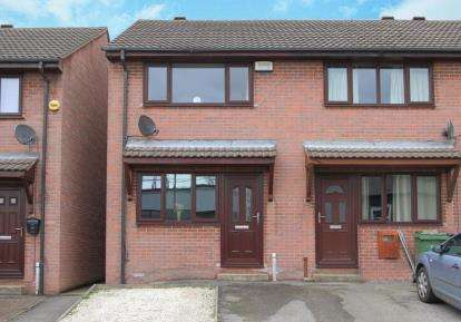 2 Bedrooms Terraced House for sale in Holland Road, Old Whittington, Chesterfield, Derbyshire