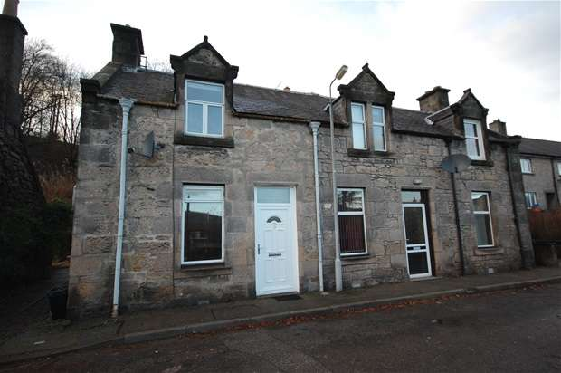 2 Bedrooms House for sale in Breich Street, Rothes, Aberlour