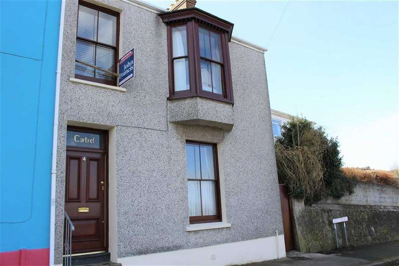 3 Bedrooms Semi Detached House for sale in Croft Terrace, Prospect Place, Pembroke Dock