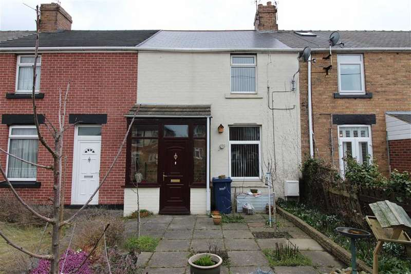 2 Bedrooms Terraced House for sale in Barrack Road, Shiney Row