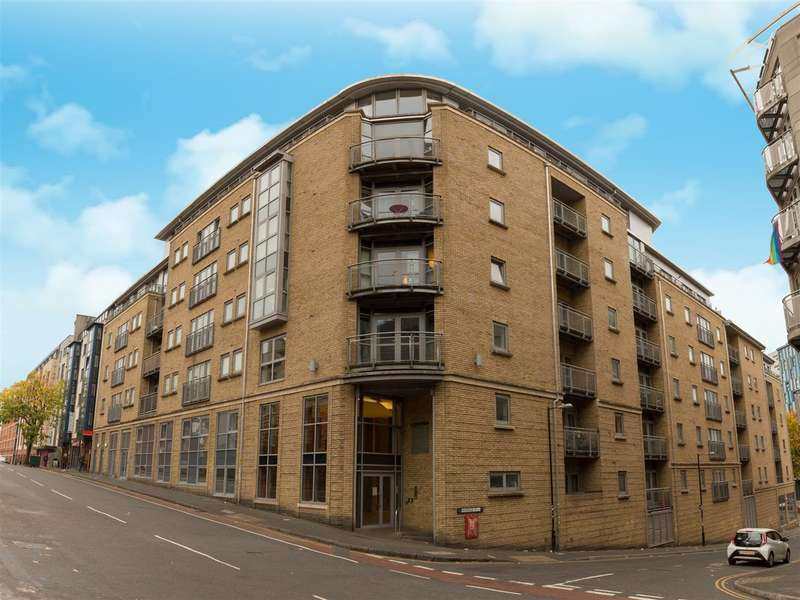 1 Bedroom Flat for sale in Montague Street, City Centre