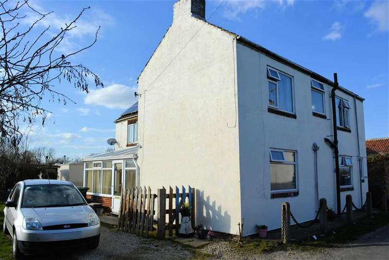 4 Bedrooms Farm House Character Property for sale in Hall Farm House, Cliffe Cum Lund, YO8