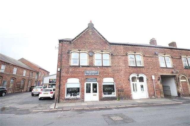 2 Bedrooms Flat for sale in Norfolk Street, Carlisle, Cumbria, CA2 5JD