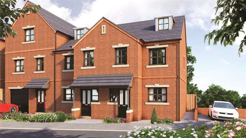3 Bedrooms Semi Detached House for sale in Swinnow Road, Bramley, Leeds, West Yorkshire, LS13