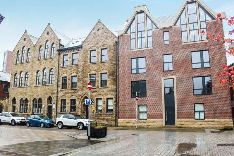 2 Bedrooms Flat for sale in Alumni Buildings, George Leigh Street