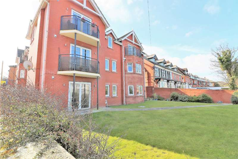 2 Bedrooms Flat for sale in Atherton Street, Wallasey, New Brighton, CH45 2AB