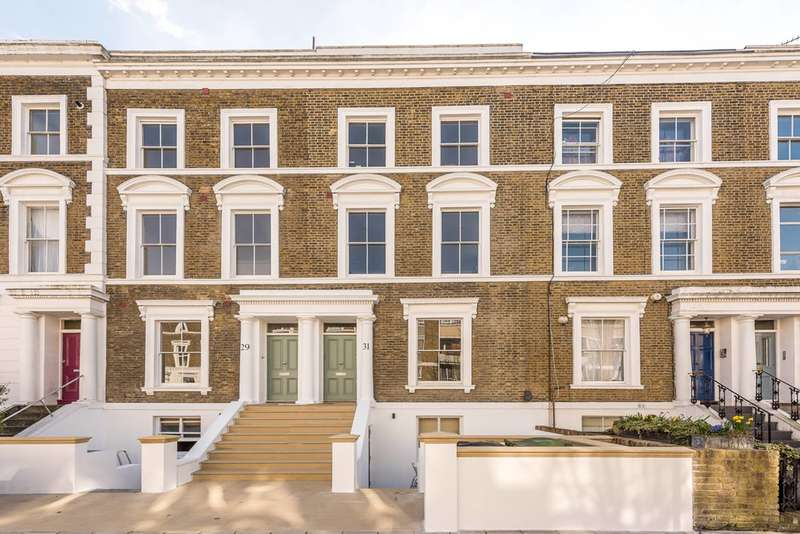 2 Bedrooms Flat for sale in Richborne Terrace, Oval, SW8