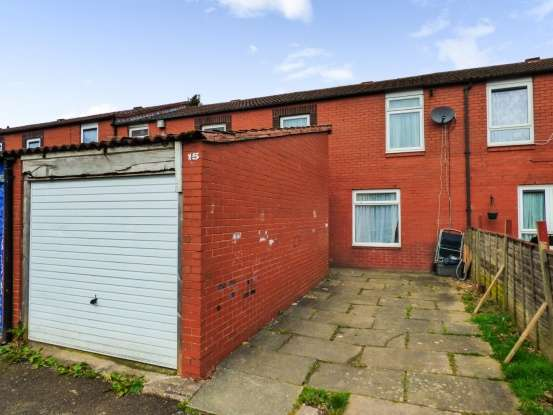 3 Bedrooms Terraced House for sale in Canvey Close, Birmingham, West Midlands, B45 0NS
