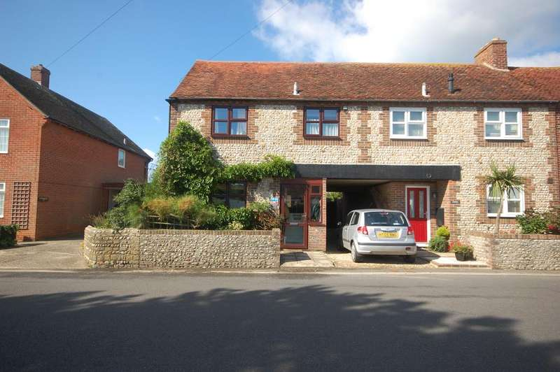 3 Bedrooms Cottage House for sale in Albion Road, Selsey, Chichester PO20