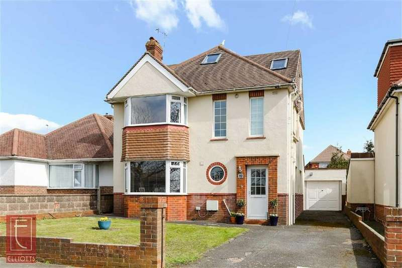 5 Bedrooms Detached House for sale in Foredown Drive, Portslade, East Sussex
